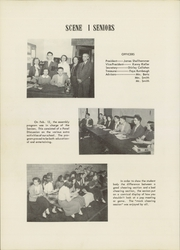 Page 16, 1952 Edition, Bell Township High School - Bee Tee Vie Yearbook (Salina, PA) online yearbook collection