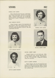 Page 17, 1952 Edition, Bell Township High School - Bee Tee Vie Yearbook (Salina, PA) online yearbook collection