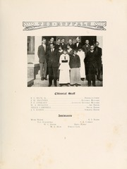 Page 13, 1915 Edition, Milligan College - Buffalo Yearbook (Elizabethton, TN) online yearbook collection