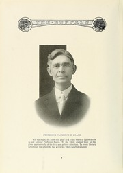 Page 12, 1922 Edition, Milligan College - Buffalo Yearbook (Elizabethton, TN) online yearbook collection