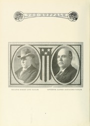 Page 8, 1922 Edition, Milligan College - Buffalo Yearbook (Elizabethton, TN) online yearbook collection