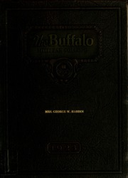 Milligan College - Buffalo Yearbook (Elizabethton, TN) online yearbook collection, 1923 Edition, Page 1
