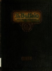 Milligan College - Buffalo Yearbook (Elizabethton, TN) online yearbook collection, 1925 Edition, Page 1