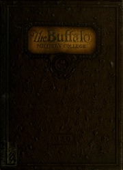 Milligan College - Buffalo Yearbook (Elizabethton, TN) online yearbook collection, 1929 Edition, Page 1