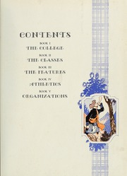 Page 11, 1932 Edition, Milligan College - Buffalo Yearbook (Elizabethton, TN) online yearbook collection