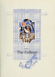Page 13, 1932 Edition, Milligan College - Buffalo Yearbook (Elizabethton, TN) online yearbook collection
