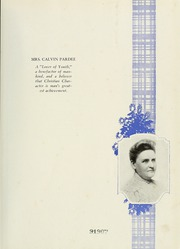 Page 9, 1932 Edition, Milligan College - Buffalo Yearbook (Elizabethton, TN) online yearbook collection