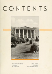 Page 11, 1937 Edition, Milligan College - Buffalo Yearbook (Elizabethton, TN) online yearbook collection