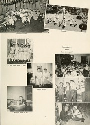 Page 11, 1951 Edition, Milligan College - Buffalo Yearbook (Elizabethton, TN) online yearbook collection