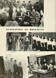 Page 12, 1951 Edition, Milligan College - Buffalo Yearbook (Elizabethton, TN) online yearbook collection