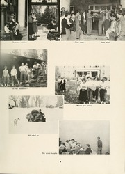 Page 13, 1951 Edition, Milligan College - Buffalo Yearbook (Elizabethton, TN) online yearbook collection