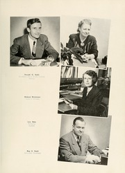 Page 17, 1951 Edition, Milligan College - Buffalo Yearbook (Elizabethton, TN) online yearbook collection