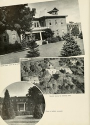 Page 8, 1951 Edition, Milligan College - Buffalo Yearbook (Elizabethton, TN) online yearbook collection
