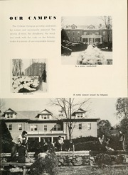 Page 9, 1951 Edition, Milligan College - Buffalo Yearbook (Elizabethton, TN) online yearbook collection