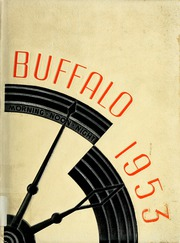 Milligan College - Buffalo Yearbook (Elizabethton, TN) online yearbook collection, 1953 Edition, Page 1