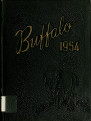 Page 1, 1954 Edition, Milligan College - Buffalo Yearbook (Elizabethton, TN) online yearbook collection