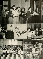 Page 11, 1954 Edition, Milligan College - Buffalo Yearbook (Elizabethton, TN) online yearbook collection