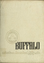Milligan College - Buffalo Yearbook (Elizabethton, TN) online yearbook collection, 1956 Edition, Page 1
