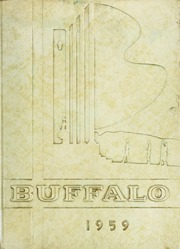 Page 1, 1959 Edition, Milligan College - Buffalo Yearbook (Elizabethton, TN) online yearbook collection