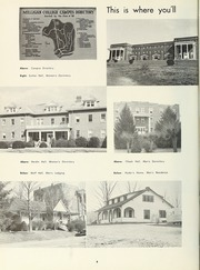 Page 12, 1959 Edition, Milligan College - Buffalo Yearbook (Elizabethton, TN) online yearbook collection