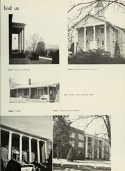 Page 13, 1959 Edition, Milligan College - Buffalo Yearbook (Elizabethton, TN) online yearbook collection