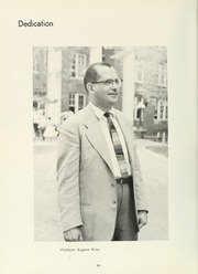 Page 16, 1959 Edition, Milligan College - Buffalo Yearbook (Elizabethton, TN) online yearbook collection