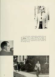 Page 17, 1959 Edition, Milligan College - Buffalo Yearbook (Elizabethton, TN) online yearbook collection