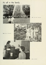 Page 9, 1959 Edition, Milligan College - Buffalo Yearbook (Elizabethton, TN) online yearbook collection