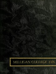 Milligan College - Buffalo Yearbook (Elizabethton, TN) online yearbook collection, 1976 Edition, Page 1