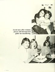 Page 14, 1983 Edition, Milligan College - Buffalo Yearbook (Elizabethton, TN) online yearbook collection