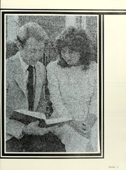 Page 15, 1983 Edition, Milligan College - Buffalo Yearbook (Elizabethton, TN) online yearbook collection