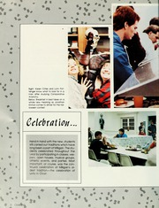 Page 10, 1987 Edition, Milligan College - Buffalo Yearbook (Elizabethton, TN) online yearbook collection