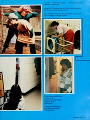 Page 15, 1987 Edition, Milligan College - Buffalo Yearbook (Elizabethton, TN) online yearbook collection