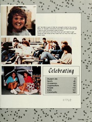 Page 7, 1987 Edition, Milligan College - Buffalo Yearbook (Elizabethton, TN) online yearbook collection