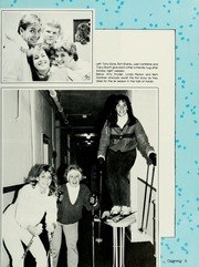 Page 9, 1987 Edition, Milligan College - Buffalo Yearbook (Elizabethton, TN) online yearbook collection