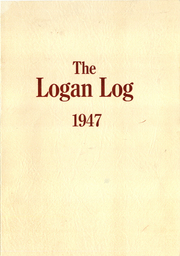 1947 Edition, Reedsville High School - Logan Log Yearbook (Reedsville, PA)