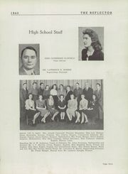 Page 13, 1945 Edition, East Mauch Chunk High School - Reflector Yearbook (East Mauch Chunk, PA) online yearbook collection