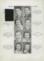 Page 16, 1945 Edition, East Mauch Chunk High School - Reflector Yearbook (East Mauch Chunk, PA) online yearbook collection