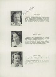 Page 10, 1934 Edition, Hatfield High School - Hatter Yearbook (Hatfield, PA) online yearbook collection