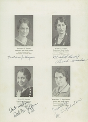 Page 7, 1934 Edition, Hatfield High School - Hatter Yearbook (Hatfield, PA) online yearbook collection