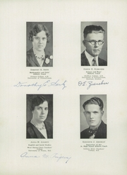 Page 8, 1934 Edition, Hatfield High School - Hatter Yearbook (Hatfield, PA) online yearbook collection