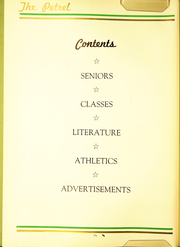 Page 10, 1938 Edition, St Peter High School - Petrel Yearbook (Reading, PA) online yearbook collection