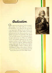 Page 7, 1938 Edition, St Peter High School - Petrel Yearbook (Reading, PA) online yearbook collection