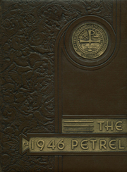 1946 Edition, St Peter High School - Petrel Yearbook (Reading, PA)