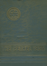 1950 Edition, St Peter High School - Petrel Yearbook (Reading, PA)