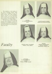 Page 13, 1955 Edition, St Peter High School - Petrel Yearbook (Reading, PA) online yearbook collection