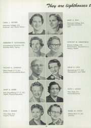 Page 16, 1959 Edition, West Shore High School - School Memories Yearbook (Harrisburg, PA) online yearbook collection