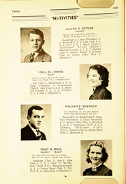 Page 14, 1937 Edition, Cressona High School - Hi Tivities Yearbook (Cressona, PA) online yearbook collection