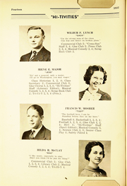 Page 16, 1937 Edition, Cressona High School - Hi Tivities Yearbook (Cressona, PA) online yearbook collection