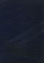 1938 Edition, Cressona High School - Hi Tivities Yearbook (Cressona, PA)